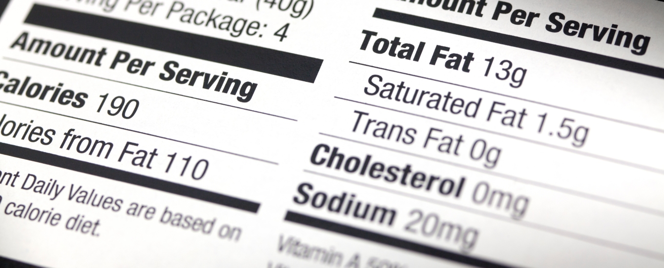 Graphic Food Labels More Effective Than Number of Calories