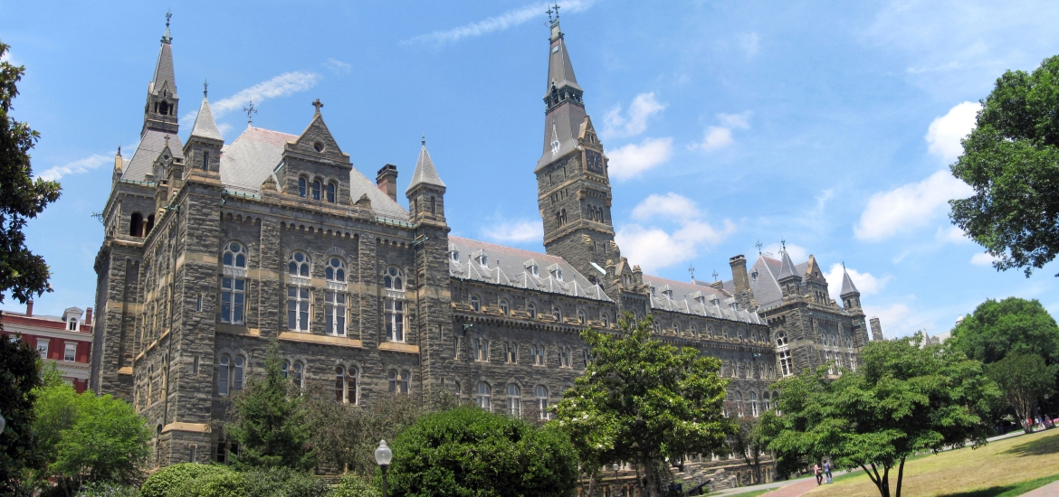 Georgetown University Strikes Social Media Gold