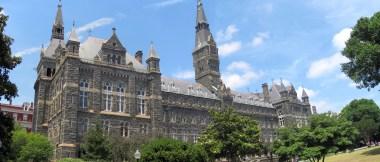 Georgetown University Strikes Social Media Gold