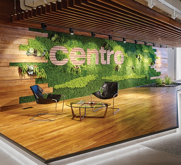 Office Goals: A Peek Inside Centro