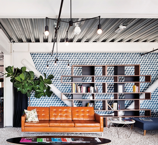 Office Goals: A Peek Inside Cloud Room