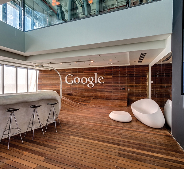 Office Goals: A Peek Inside Google Tel Aviv