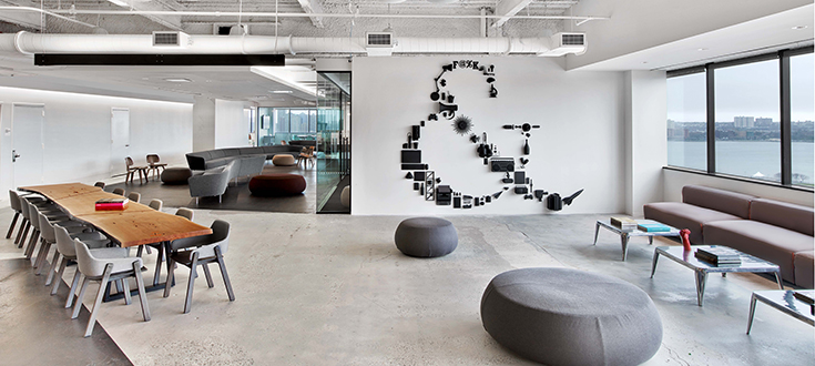Office Goals: A Peek Inside Saatchi & Saatchi