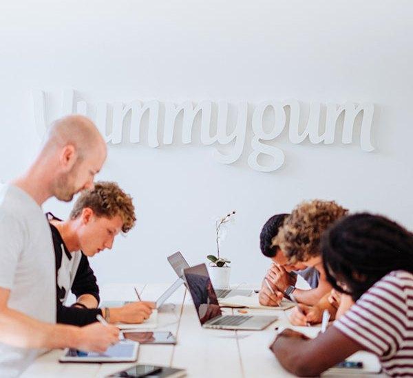 Office Goals: A Peek Inside of the Design Studio Yummygum Office Tour