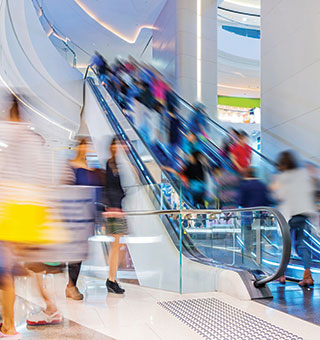 Lifestyle Malls May Replace Traditional Format