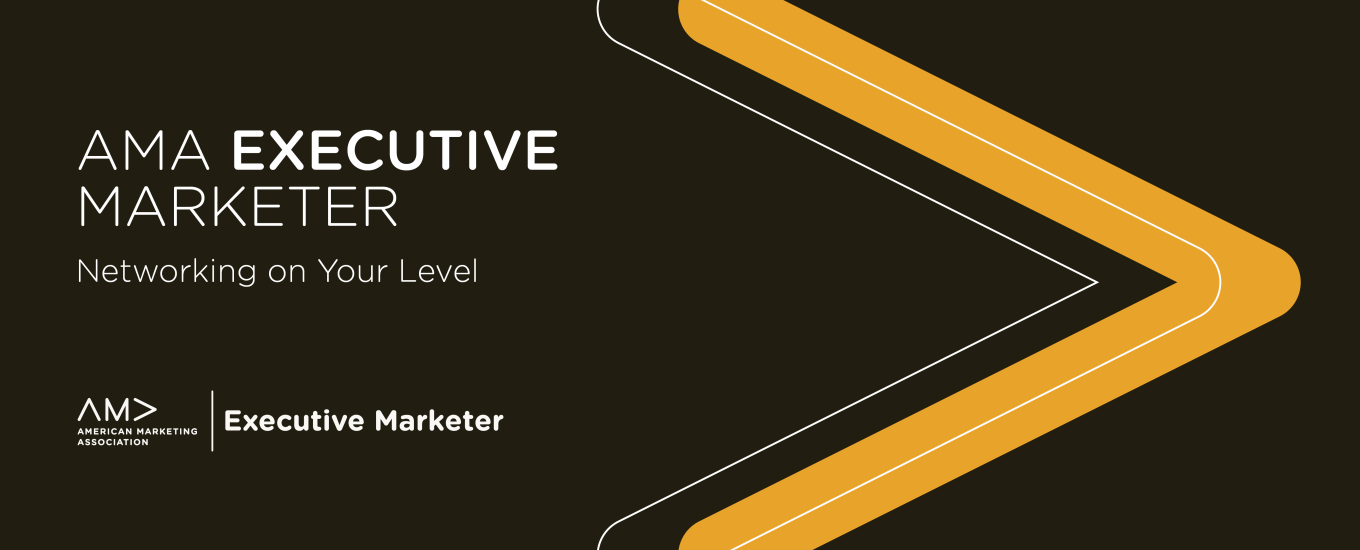AMA Executive Marketer