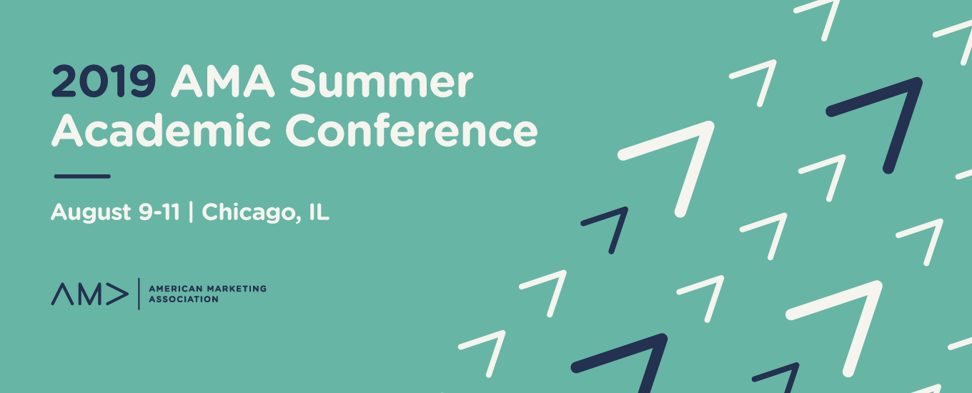 Call for Papers: 2019 AMA Summer Academic Conference