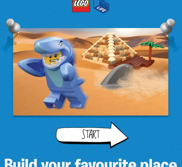 LEGO's Kid-friendly Social Platform Earns High Marks for Safety and Engagement