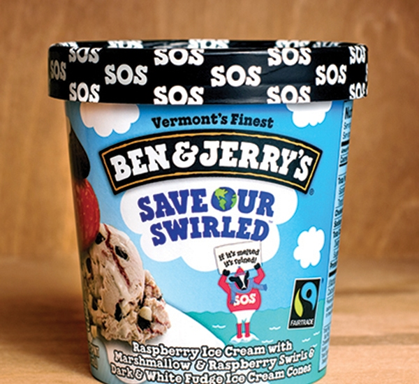 How Ben & Jerry's Took Both Its Ice Cream and Mission Global