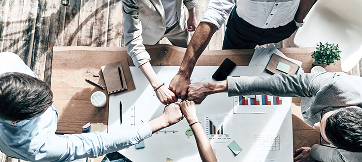 Why Building Up Your Organization, Not Your Personal Brand, Is a Better Strategy