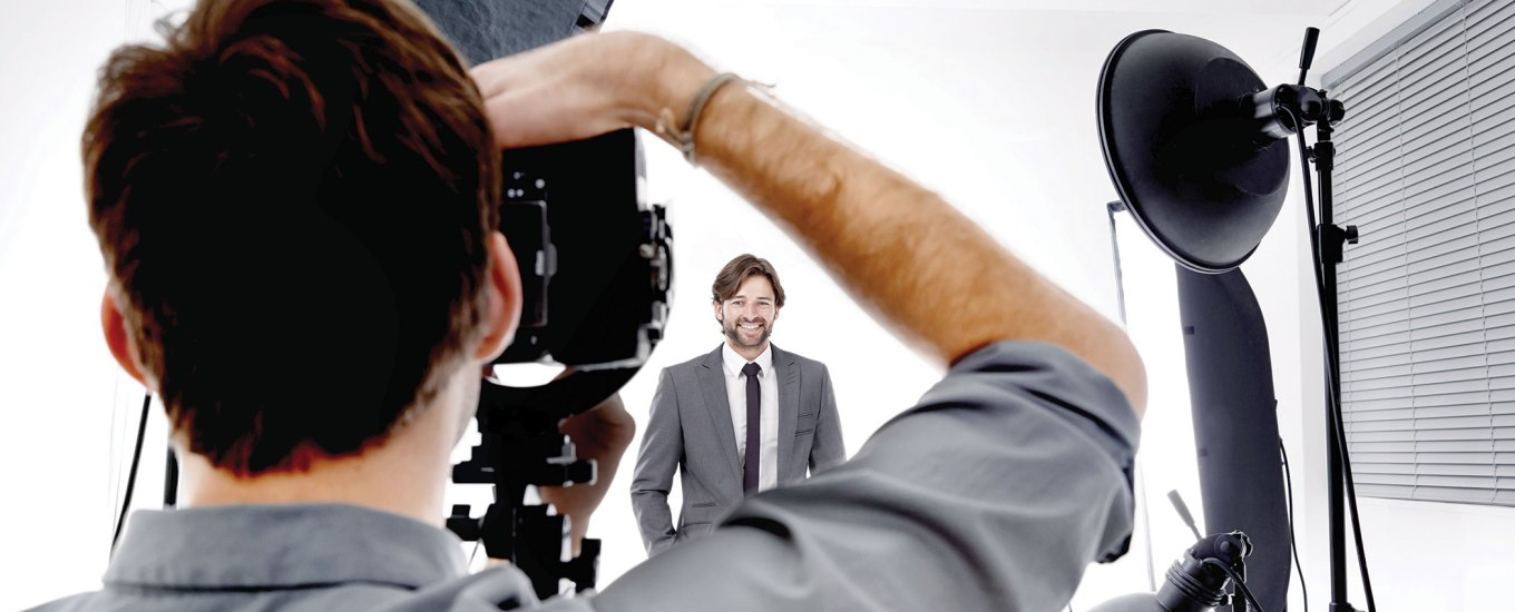 Why You Need a Professional Headshot