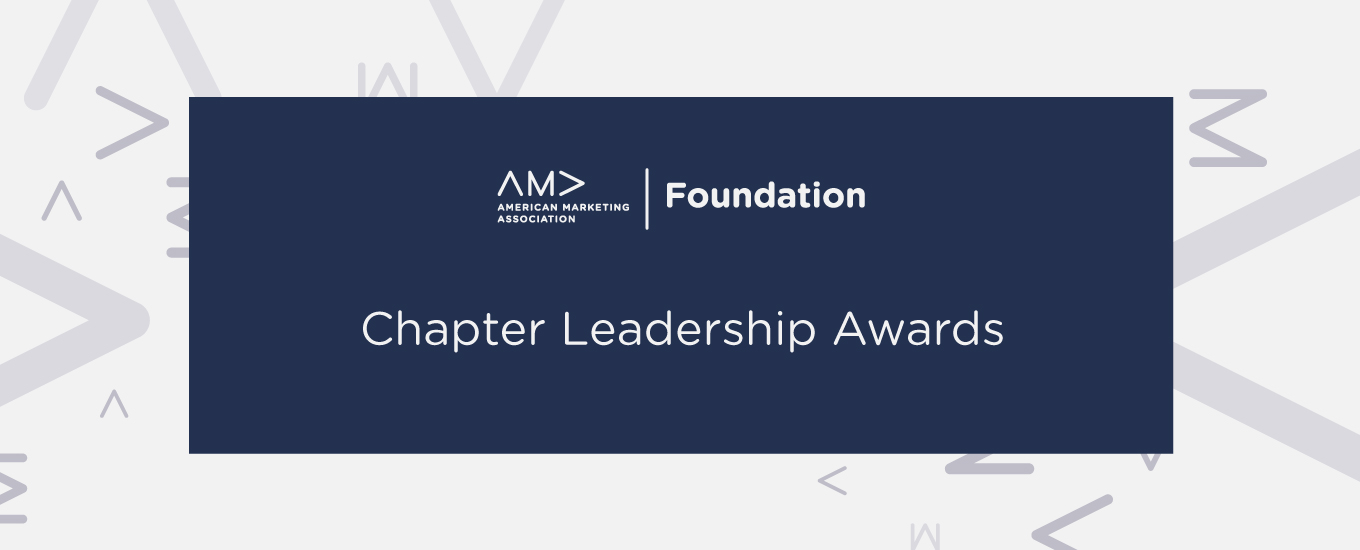AMA Chapter Excellence Awards