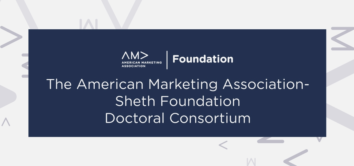 Ama Sheth Foundation Doctoral Consortium