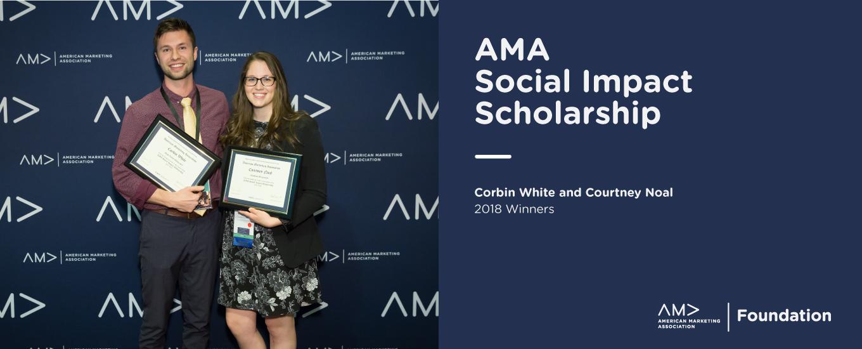 AMA Social Impact Scholarship