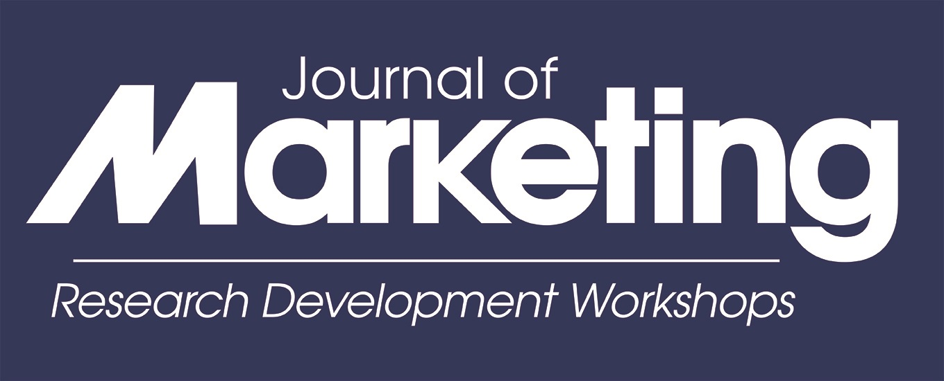 Journal of Marketing Research Workshops