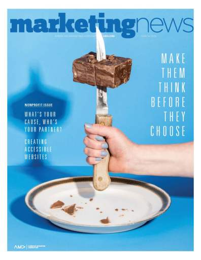 Marketing News March 2019 cover