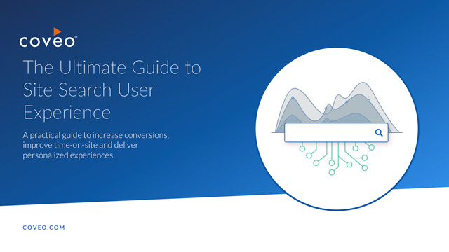 The Ultimate Guide to Site Search User Experience