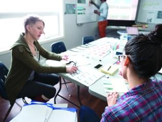 Volunteer pro bono consulting