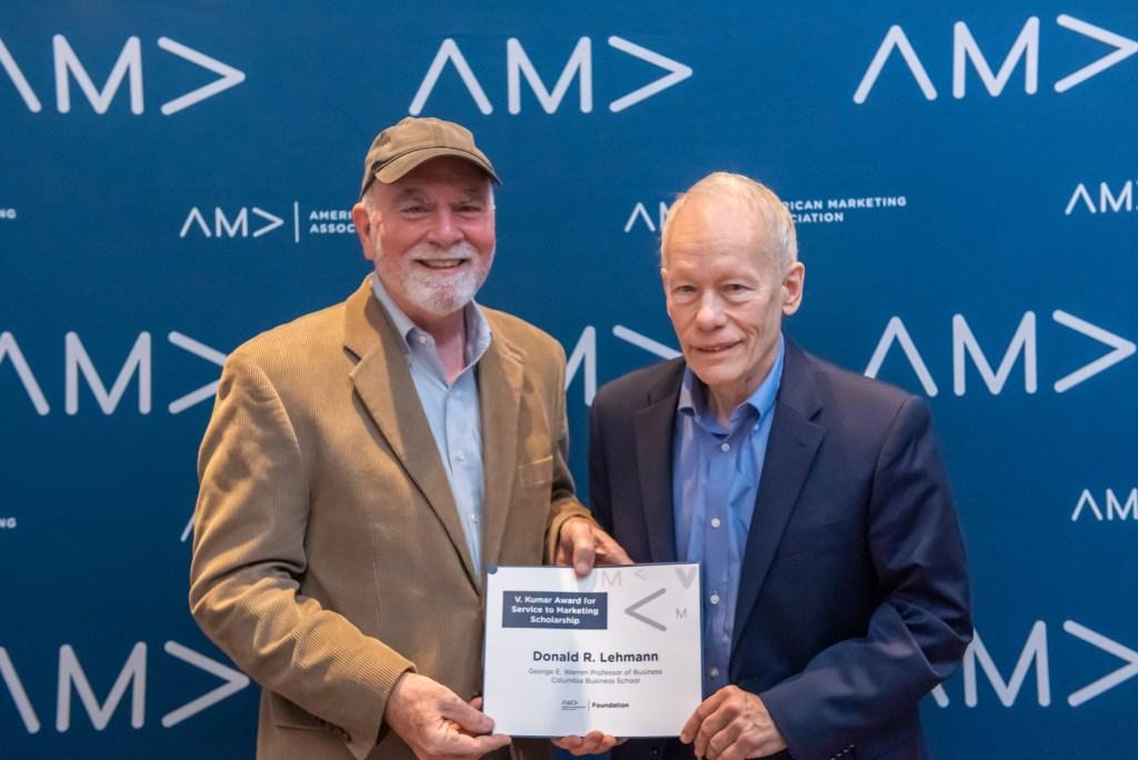 2019 AMA Winter Academic Conference: AMA Foundation Award Winners