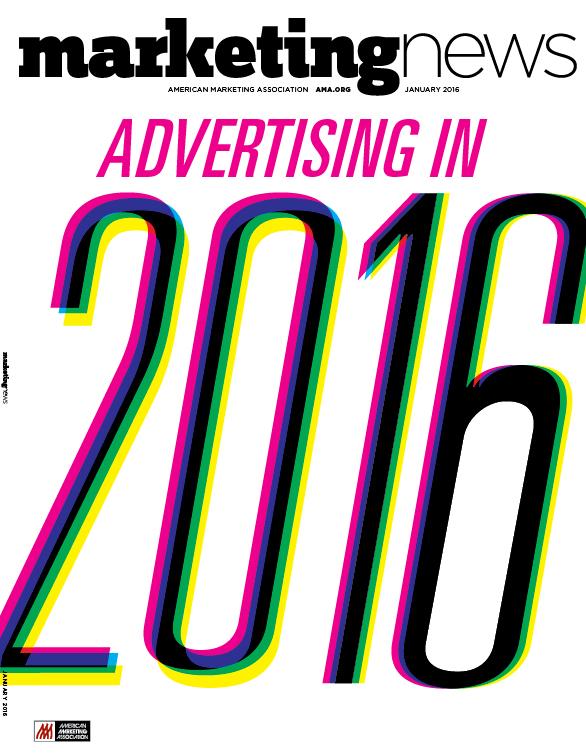 Marketing News January 2016 cover
