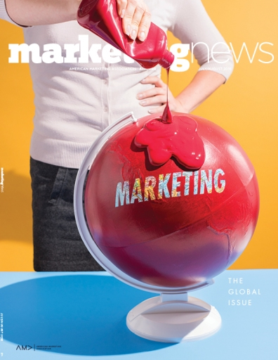 Marketing News July/August 2016 cover