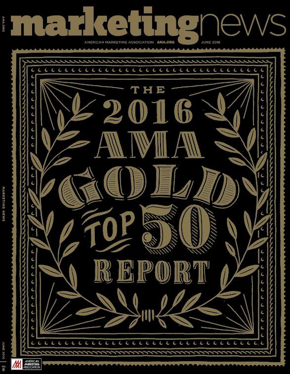 Marketing News June 2016 cover