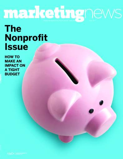 Marketing News July 2017 cover