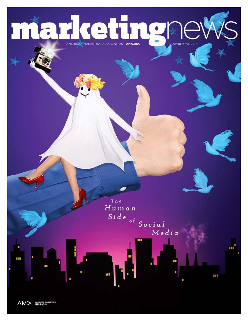 Marketing News April/May 2017 cover