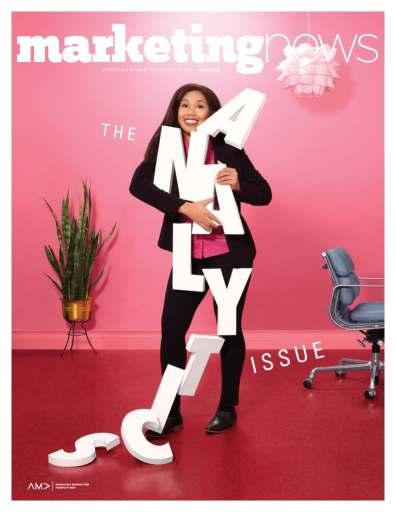 Marketing News February 2017 cover