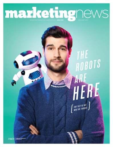 Marketing News January 2017 cover