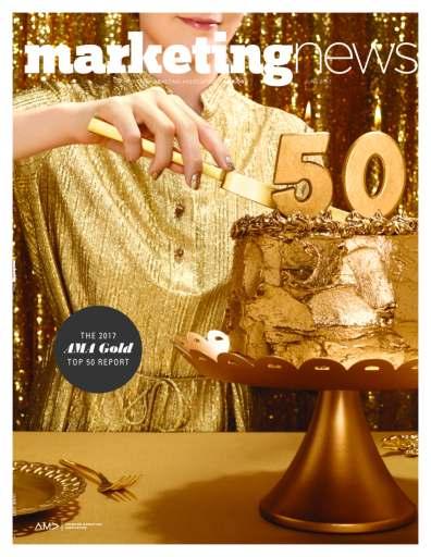 Marketing News June 2017 cover