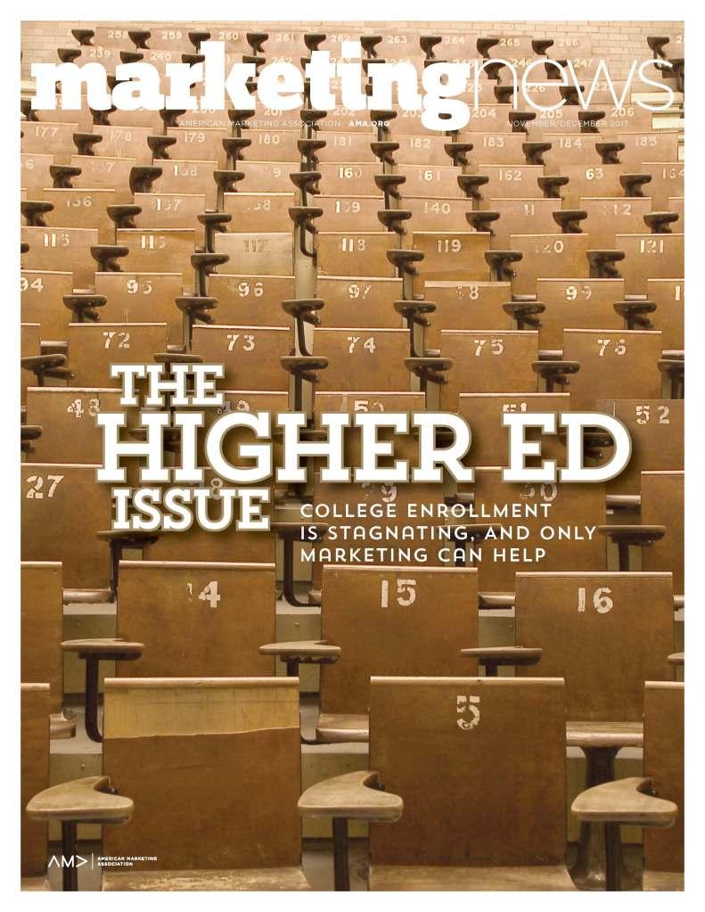 Marketing News Nov-Dec 2017 cover