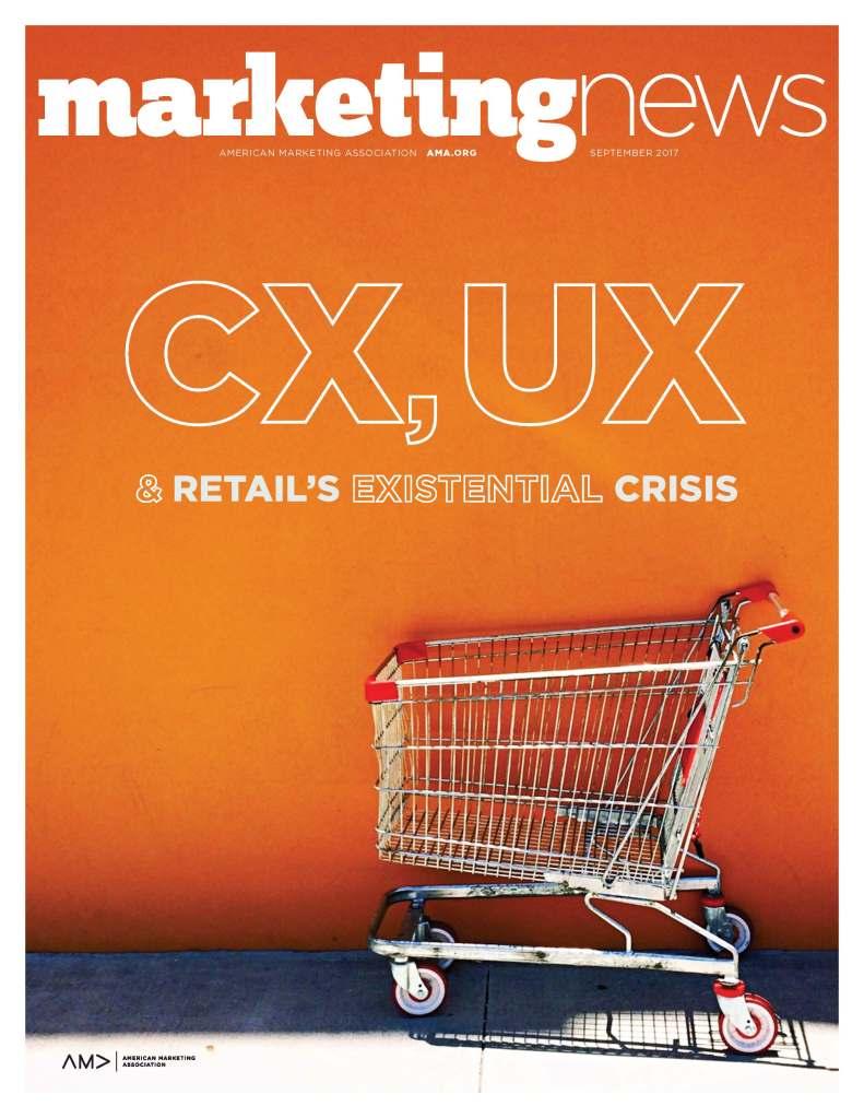 Marketing News September 2017 cover