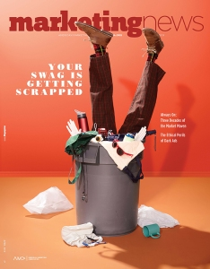 Marketing News April 2019 cover
