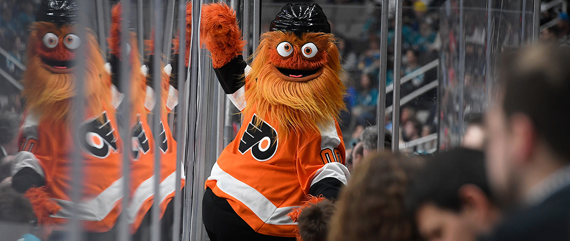 And Now a Word From … Gritty