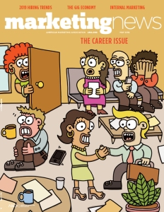 Marketing News May 2019 cover