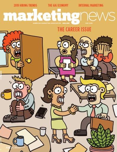 Marketing News May 2019 cover
