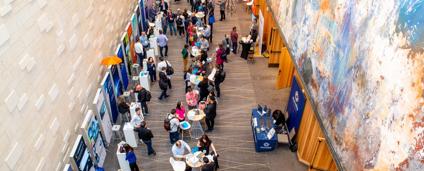 A Buffet of Futures on Display at IIeX 2019