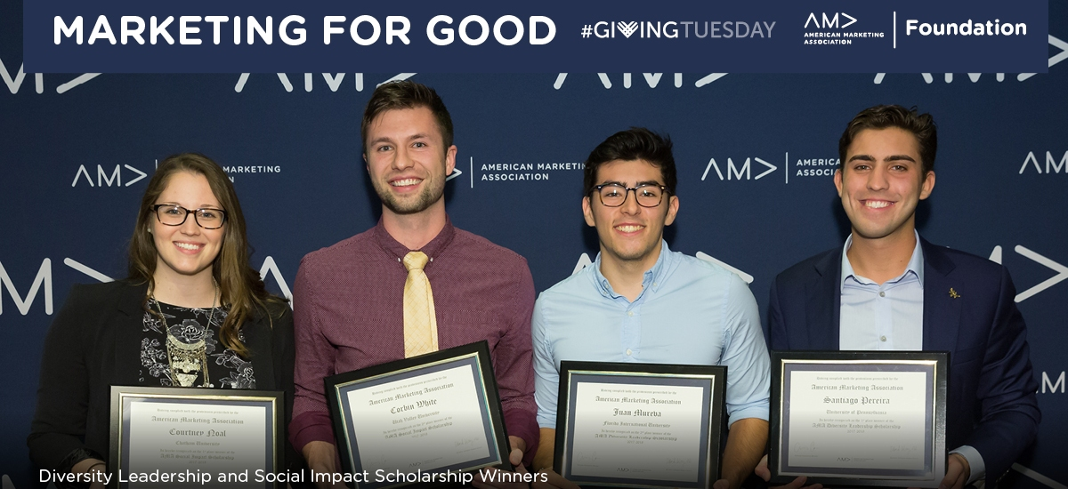 Students Helping Students: #GivingTuesday Collegiate Competition