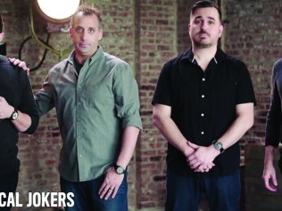 Impractical Jokers of truTV
