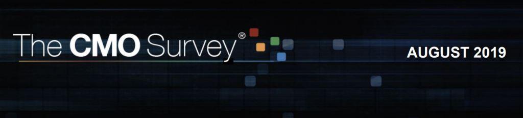 cmo survey banner