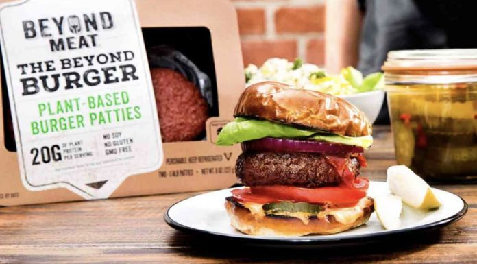 Meatless Burger Labels: Soon with Less Meat