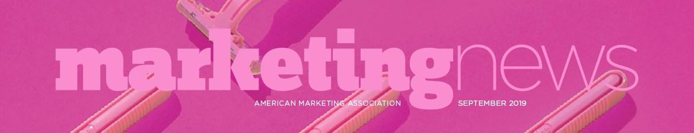 Marketing News September 2019 cover flag