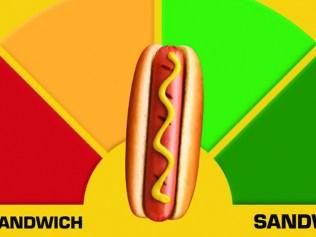 oscar mayer hot dog graphic