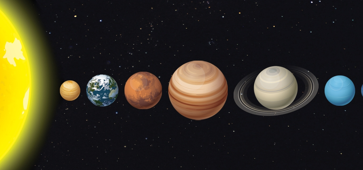 planets of Milky Way galaxy