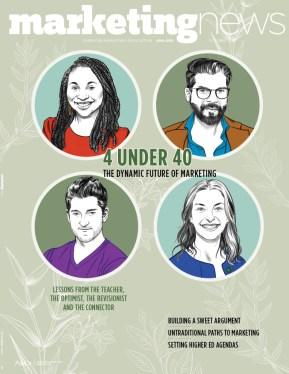 Marketing News October 2019 cover