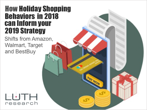 How Holiday Shopping Behaviors In 2018 Can Inform Your 2019 Strategy