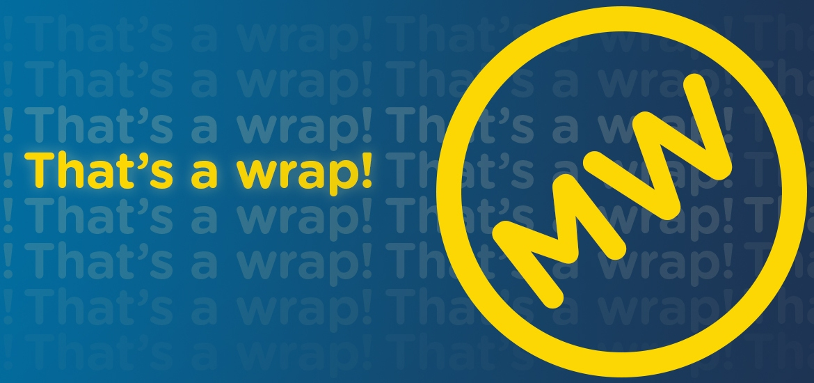 Marketing Week wrap-up banner