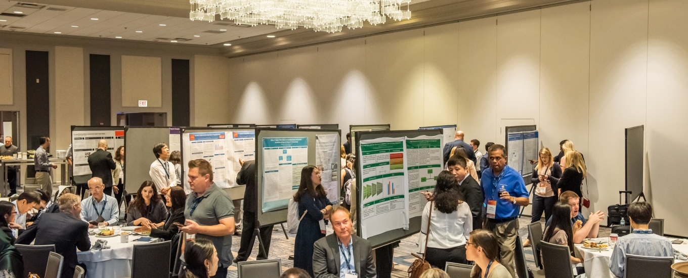 Poster Sessions at AMA Academic Conferences