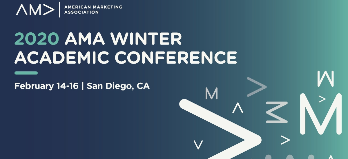 2020 AMA Winter Academic Conference by the Numbers
